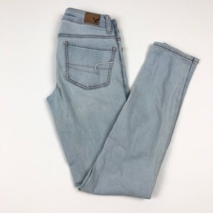 American Eagle Outfitters Jeans - American Eagle | Light Wash Skinny Jegging Jean